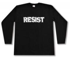 """Zum Longsleeve """"Resist"""" für 13,00 € gehen."""