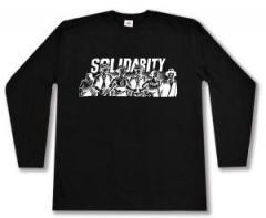 "Zum Longsleeve ""Solidarity"" für 13,00 € gehen."
