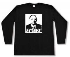 """Zum Longsleeve """"Stasi 2.0"""" für 13,00 € gehen."""