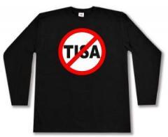 """Zum Longsleeve """"Stop TISA"""" für 13,00 € gehen."""