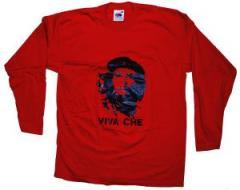 """Zum Longsleeve """"Viva Che Guevara"""" für 13,00 € gehen."""