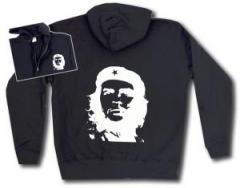 """Zur Kapuzen-Jacke """"Che Guevara (weiß/schwarz)"""" für 30,00 € gehen."""