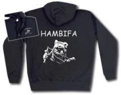 """Zur Kapuzen-Jacke """"Hambifa"""" für 30,00 € gehen."""