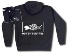 """Zur Kapuzen-Jacke """"Out of Control"""" für 30,00 € gehen."""