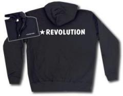"""Zur Kapuzen-Jacke """"Revolution"""" für 30,00 € gehen."""
