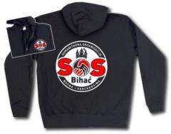 """Zur Kapuzen-Jacke """"SOS Bihac"""" für 31,19 € gehen."""