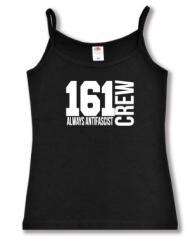 """Zum Top / Trägershirt """"161 Crew Always Antifascist"""" für 14,50 € gehen."""