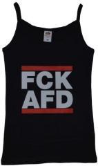 """Zum Top / Trägershirt """"FCK AFD"""" für 12,00 € gehen."""