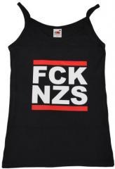 """Zum Top / Trägershirt """"FCK NZS"""" für 12,00 € gehen."""