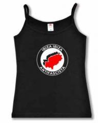 """Zum Top / Trägershirt """"Ibiza Ibiza Antifascista"""" für 14,50 € gehen."""