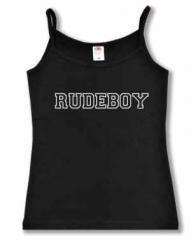 """Zum Top / Trägershirt """"Rudeboy"""" für 14,50 € gehen."""