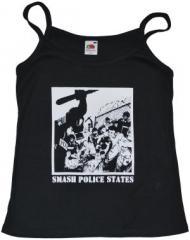 """Zum Top / Trägershirt """"Smash Police States"""" für 14,50 € gehen."""
