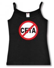 """Zum Top / Trägershirt """"Stop CETA"""" für 14,50 € gehen."""