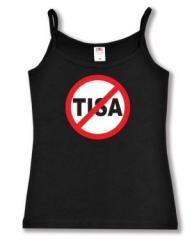 """Zum Top / Trägershirt """"Stop TISA"""" für 14,50 € gehen."""