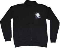 """Zum Sweat-Jacket """"Anarchy Punk"""" für 26,32 € gehen."""
