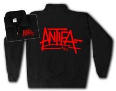 """Zum Sweat-Jacket """"Antifa 161"""" für 27,00 € gehen."""