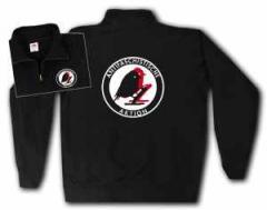 """Zum Sweat-Jacket """"Antifaschistische Aktion - Vögel"""" für 26,32 € gehen."""