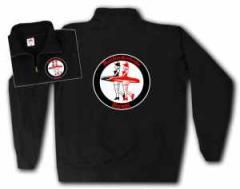 """Zum Sweat-Jacket """"Antifaschistische Dirndl"""" für 29,00 € gehen."""