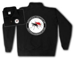 """Zum Sweat-Jacket """"Antifaschistische Impfmückenzüchter"""" für 27,00 € gehen."""