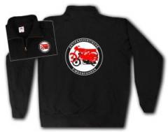 """Zum Sweat-Jacket """"Antifaschistische Simsonfahrer"""" für 28,27 € gehen."""