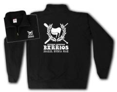 """Zum Sweat-Jacket """"Defiende nuestros Barrios"""" für 26,32 € gehen."""