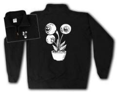 """Zum Sweat-Jacket """"Eyeflower"""" für 26,32 € gehen."""
