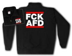 """Zum Sweat-Jacket """"FCK AFD"""" für 27,00 € gehen."""