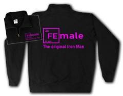 """Zum Sweat-Jacket """"Female"""" für 27,00 € gehen."""