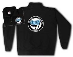 """Zum Sweat-Jacket """"Königlich Bayerische Antifa"""" für 29,00 € gehen."""