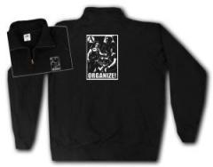 """Zum Sweat-Jacket """"Organize"""" für 27,00 € gehen."""