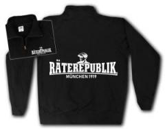 """Zum Sweat-Jacket """"Räterepublik München 1919"""" für 29,00 € gehen."""