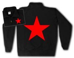 """Zum Sweat-Jacket """"Roter Stern"""" für 26,32 € gehen."""