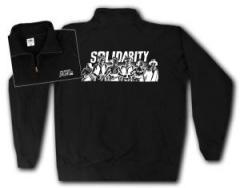 """Zum Sweat-Jacket """"Solidarity"""" für 26,32 € gehen."""
