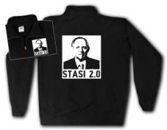 """Zum Sweat-Jacket """"Stasi 2.0"""" für 26,32 € gehen."""