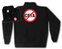 """Zum Sweat-Jacket """"Stop CETA"""" für 27,00 € gehen."""