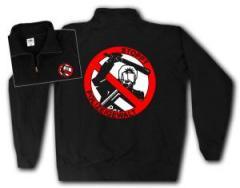 """Zum Sweat-Jacket """"Stoppt Polizeigewalt"""" für 26,32 € gehen."""