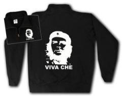"""Zum Sweat-Jacket """"Viva Che Guevara (weiß/schwarz)"""" für 26,32 € gehen."""