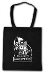 """Zur Baumwoll-Tragetasche """"Anarchy Punk"""" für 4,00 € gehen."""