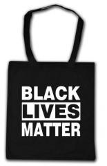"""Zur Baumwoll-Tragetasche """"Black Lives Matter"""" für 4,00 € gehen."""