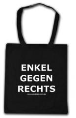 """Zur Baumwoll-Tragetasche """"Enkel gegen Rechts"""" für 3,90 € gehen."""