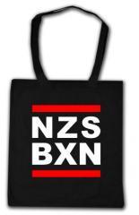 """Zur Baumwoll-Tragetasche """"NZS BXN"""" für 4,00 € gehen."""