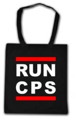 """Zur Baumwoll-Tragetasche """"RUN CPS"""" für 4,00 € gehen."""