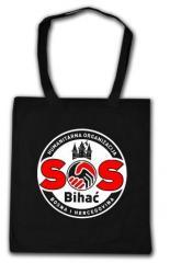"""Zur Baumwoll-Tragetasche """"SOS Bihac"""" für 5,85 € gehen."""