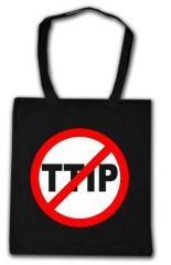 """Zur Baumwoll-Tragetasche """"Stop TTIP"""" für 4,00 € gehen."""