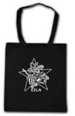 """Zur Baumwoll-Tragetasche """"Zapatistas Stern EZLN"""" für 4,00 € gehen."""