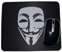 """Zum Mousepad """"Anonymous"""" für 7,00 € gehen."""