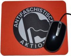 """Zum Mousepad """"Antifaschistische Aktion (1932, schwarz)"""" für 7,00 € gehen."""