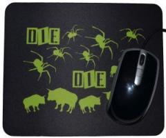 """Zum Mousepad """"Die spinnen die Bullen"""" für 7,00 € gehen."""