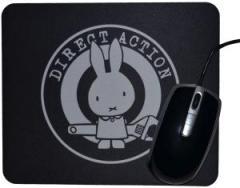 """Zum Mousepad """"Direct Action"""" für 7,00 € gehen."""