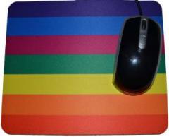 """Zum Mousepad """"Regenbogen"""" für 7,00 € gehen."""